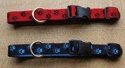 Halsband met click 20mm