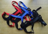 Wandelharnas of fiets harnas veelvuldig gebruikt en van oerdegelijke kwaliteit