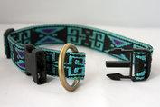 Kiwaq Halsband met click 30mm