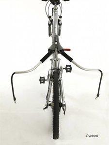 Petego Cycleash - extra beugel met riem